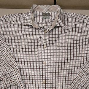 Thomas Dean button down shirt  size XXL
